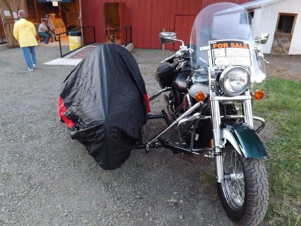 Фотогалерея Обзор чехлов для мотоцикла фото - 2