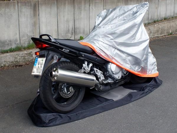 Фотогалерея Обзор чехлов для мотоцикла фото - 4