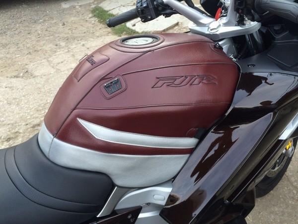Фотогалерея Обзор чехлов для мотоцикла фото - 7