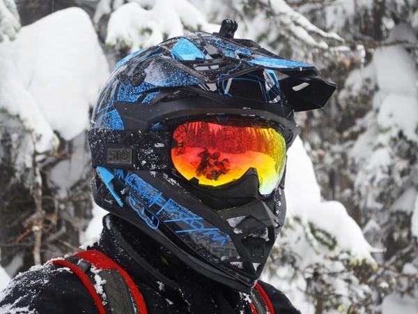 Фотогалерея очки для снегохода - фото 6