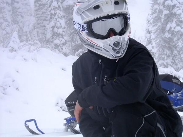 Фотогалерея очки для снегохода - фото 7