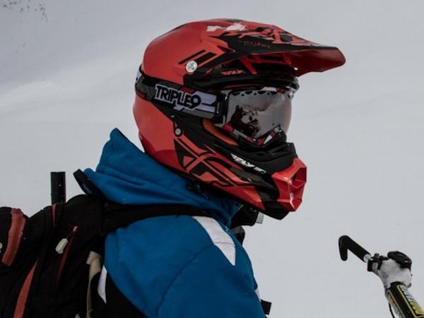 Фотогалерея очки для снегохода - фото 10