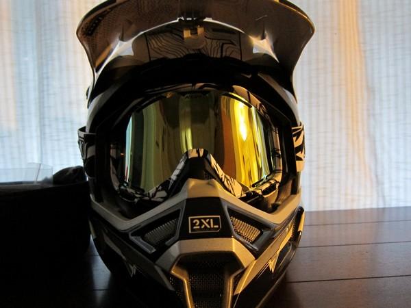 Фотогалерея очки для снегохода - фото 3
