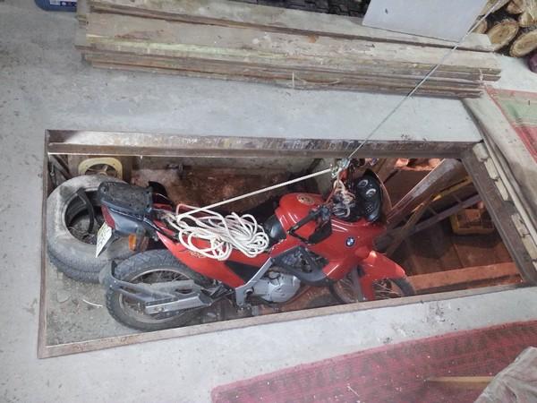 Фотогалерея подготавливаем мотоцикл к зиме фото - 1