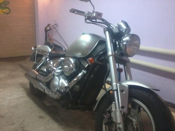 Фотогалерея подготавливаем мотоцикл к зиме фото - 2