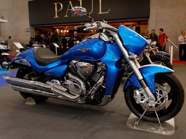 Фотогалерея мотоцикла Suzuki Intruder M1800R - Фото 6
