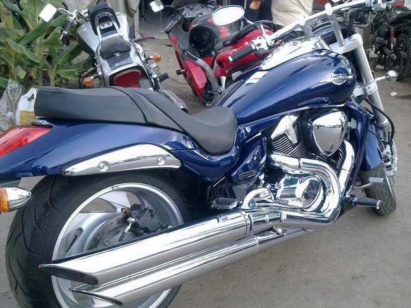 Фотогалерея мотоцикла Suzuki Intruder M1800R - Фото 7