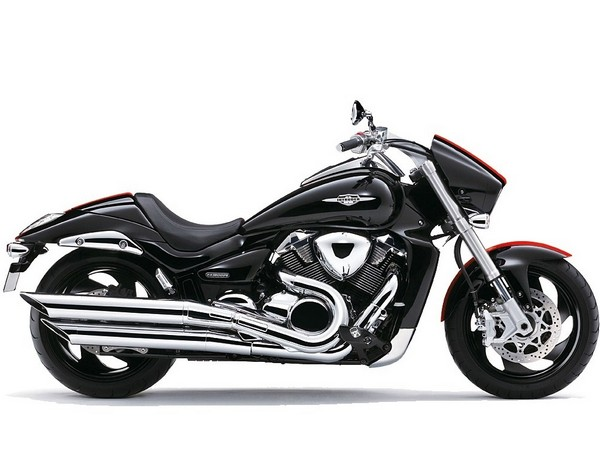 Фотогалерея мотоцикла Suzuki Intruder M1800R - Фото 8