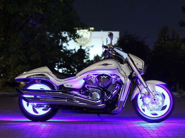 Фотогалерея мотоцикла Suzuki Intruder M1800R - Фото 9