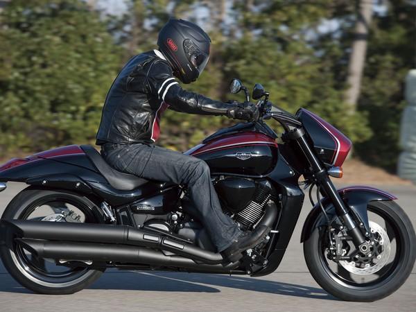 Фотогалерея мотоцикла Suzuki Intruder M1800R - Фото 10