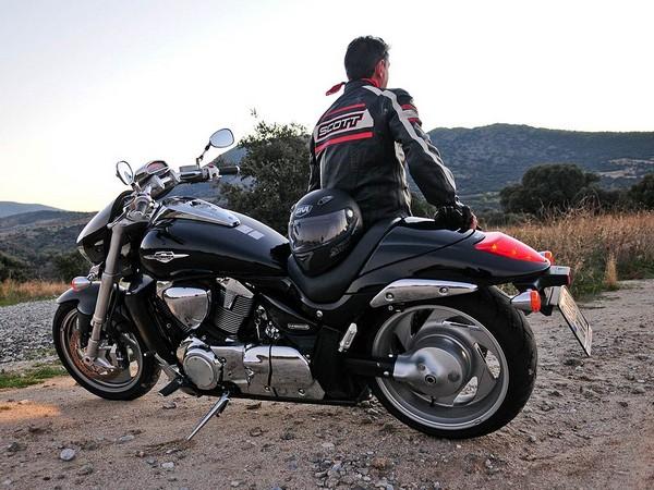 Фотогалерея Suzuki Intruder M1800R - фото 13