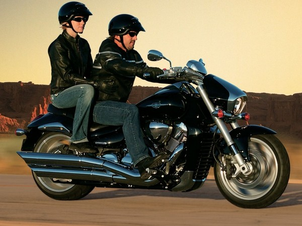 Фотогалерея мотоцикла Suzuki Intruder M1800R - Фото 1