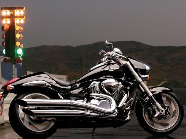 Фотогалерея мотоцикла Suzuki Intruder M1800R - Фото 2
