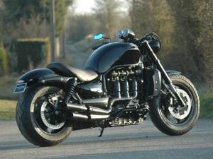 Особенностью данного мотоцикла
