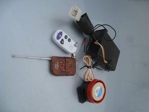 Обычный набор состоит из сигнализации и датчиков