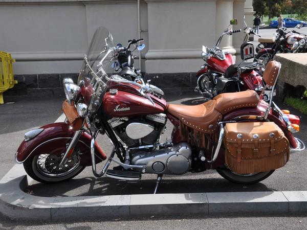 Фотогалерея аксессуаров для мотоцикла фото - 6