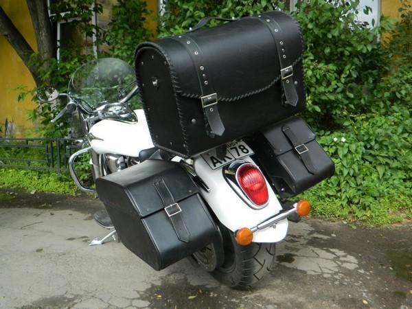 Фотогалерея аксессуаров для мотоцикла фото - 2