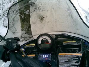 Датчики температуры на снегоход