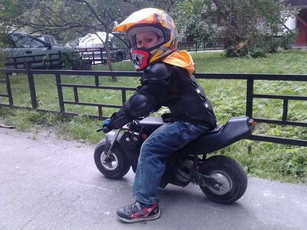 Фотогалерея детская мотоэкиперовка фото - 8