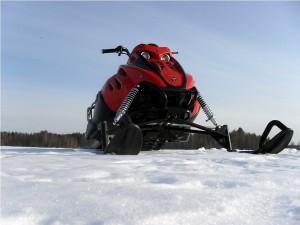 Снегоход Каюр