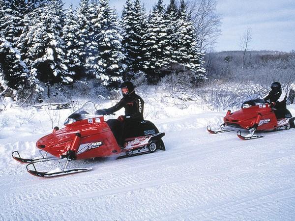 Фотогалерея снегохода Итлант Каюр фото - 5