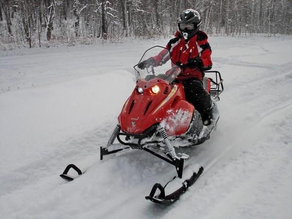Фотогалерея снегохода Итлант Каюр фото - 2