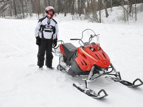Фотогалерея снегохода Итлант Каюр фото - 3