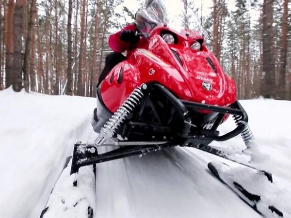 Фотогалерея снегохода Итлант Каюр фото - 4