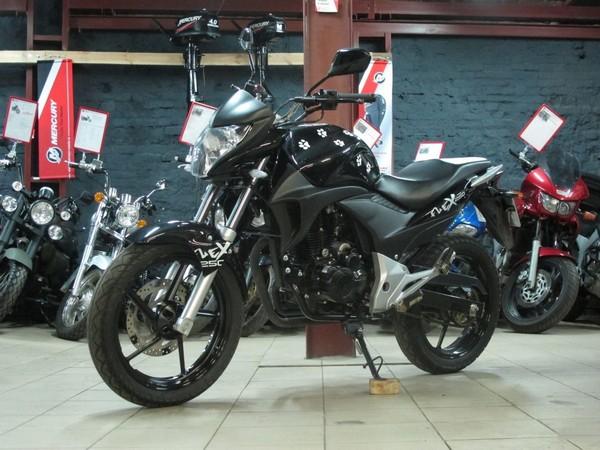 Фотогалерея обзор дорожного мотоцикла Stels Flex 250 фото - 7