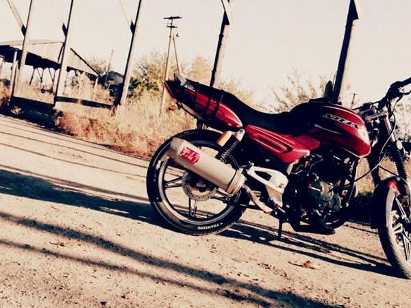 Фотогалерея обзор дорожного мотоцикла Stels Flex 250 фото - 10