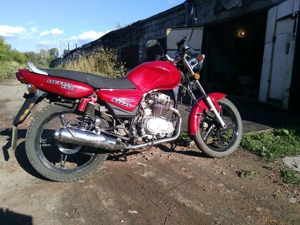 Фотогалерея обзор мотоциклов Stels фото - 6