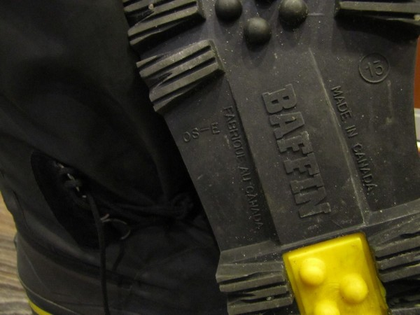 Фотогалерея обувь для снегоходов Baffin фото - 2