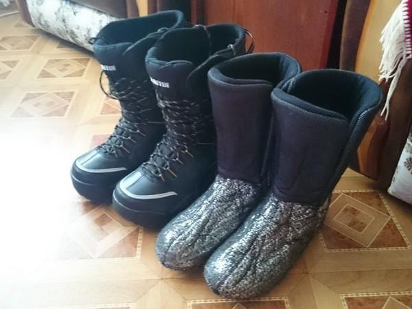 Фотогалерея обувь для снегоходов Baffin фото - 3
