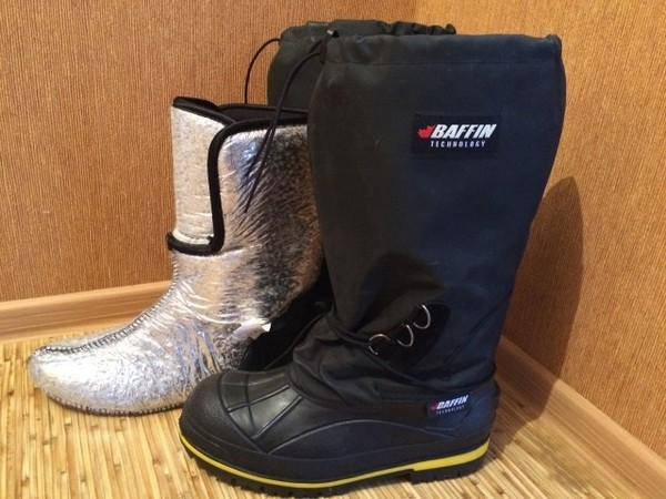 Фотогалерея обувь для снегоходов Baffin фото - 5