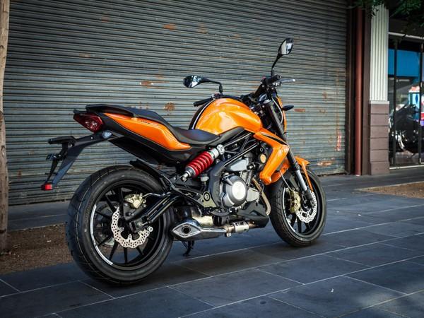 Фотогалерея мотоцикл Stels Benelli 300 фото - 7