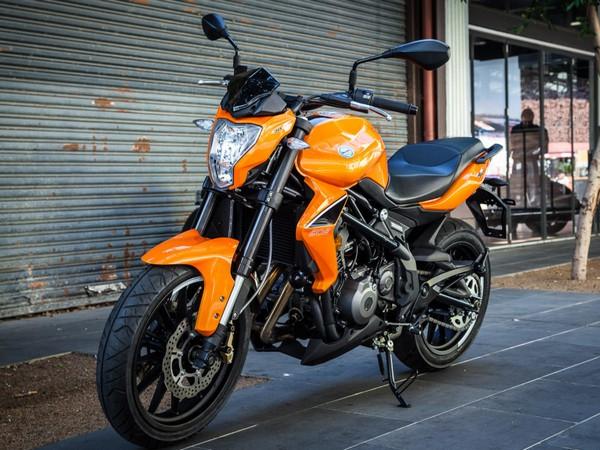 Фотогалерея мотоцикл Stels Benelli 300 фото - 8