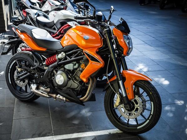 Фотогалерея мотоцикл Stels Benelli 300 фото - 6