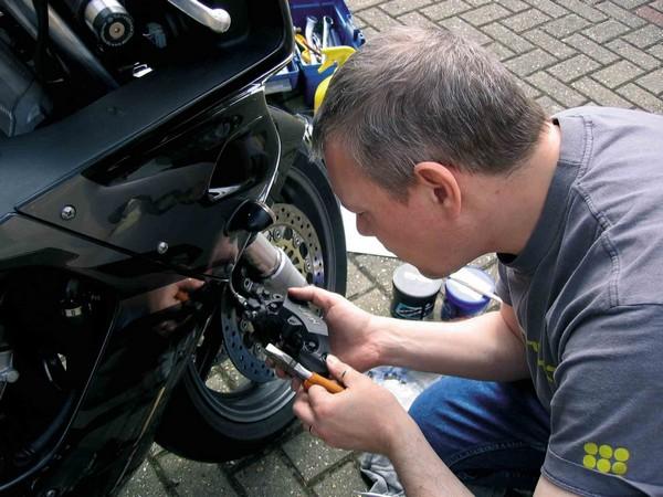 Фотогалерея тормозные колодки для мотоцикла фото - 1