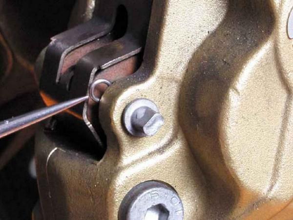 Фотогалерея тормозные колодки для мотоцикла фото - 2