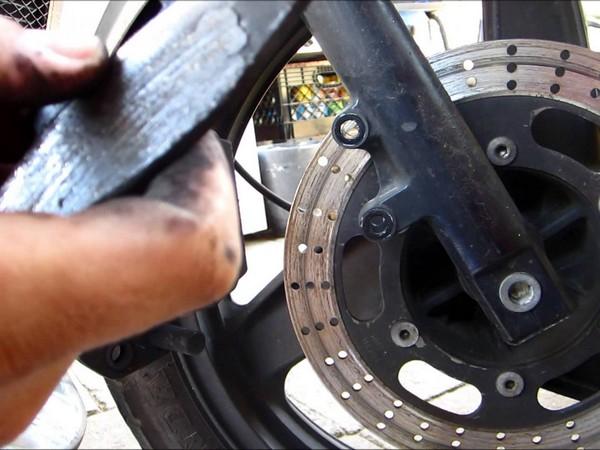 Фотогалерея тормозные колодки для мотоцикла фото - 4