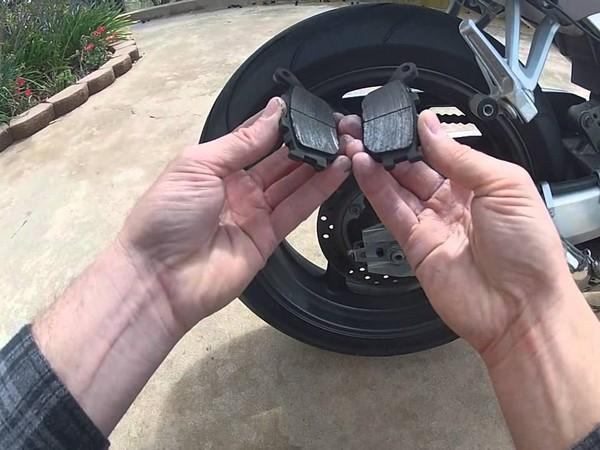 Фотогалерея тормозные колодки для мотоцикла фото - 5