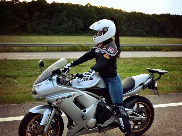 Фотогалерея обзор мотокомбинезона для женщин фото - 9