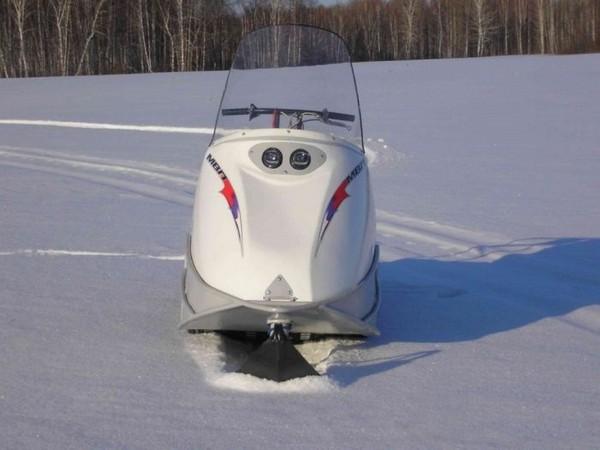 Фотогалерея русские снегоходы МВП 500 и 800 фото - 11