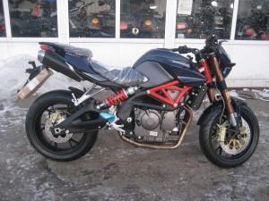 Характеристики мотоциклов Stels 600 Benelli