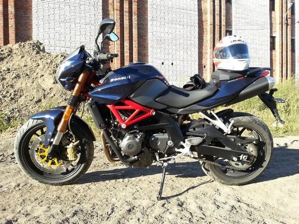 Фотогалерея характеристики мотоциклов Stels 600 Benelli фото - 6