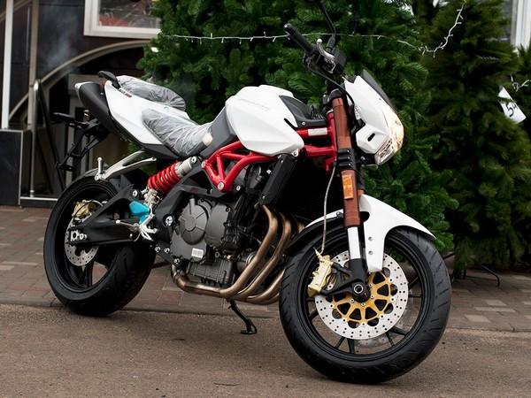 Фотогалерея характеристики мотоциклов Stels 600 Benelli фото - 10