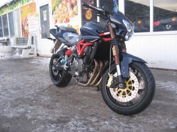 Фотогалерея характеристики мотоциклов Stels 600 Benelli фото - 1