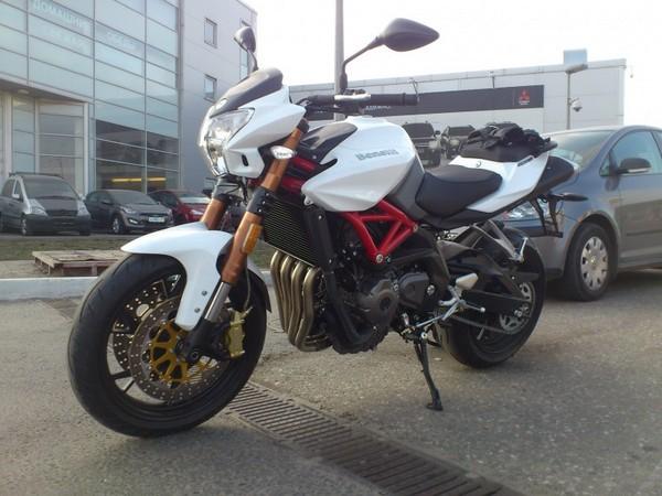 Фотогалерея характеристики мотоциклов Stels 600 Benelli фото - 4