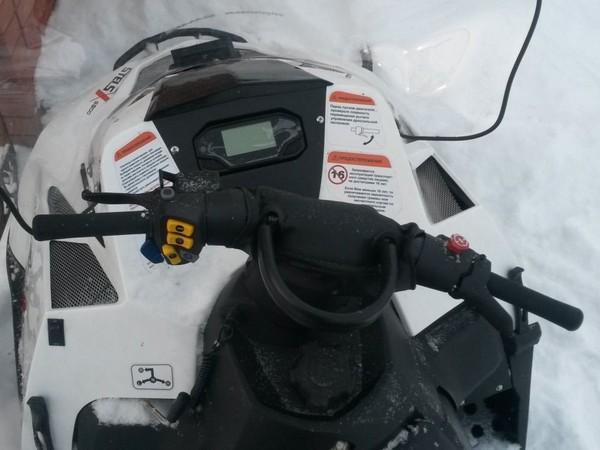 Фотогалерея снегоход Stels s800 фото - 9