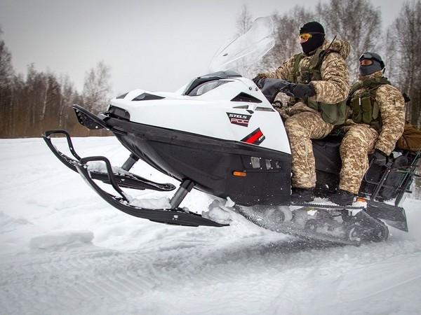 Фотогалерея снегоход Stels s800 фото - 11